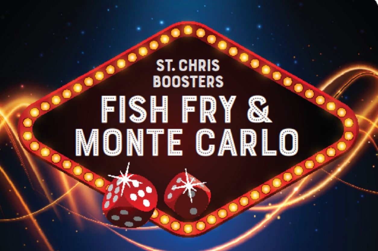 Booster Fish Fry & Monte Carlo
