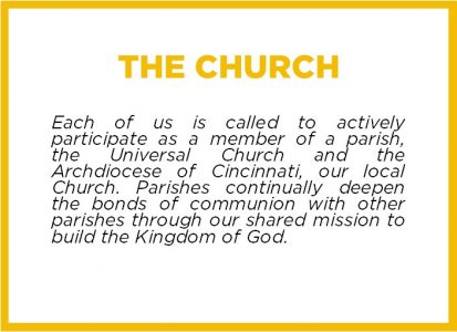 beacons of light - CHURCH