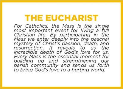 beacons of light - eucharist