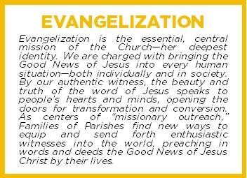 beacons of light - evangelization